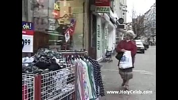 Granny with big hairy pussy Goes Hardcore